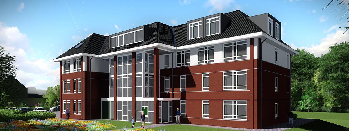 Appartementen Poshuys